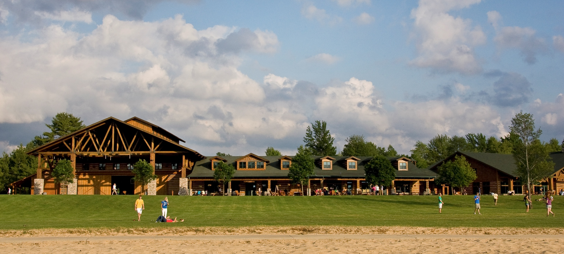 Young Life Timber Wolf Lodge Christian Treasure Seekers
