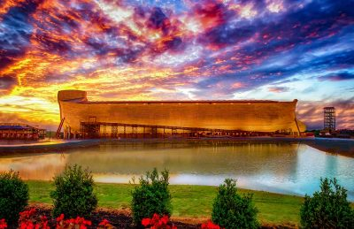 Ark Encounter Exterior