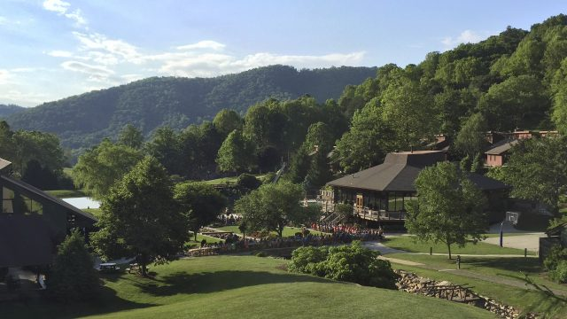 Young Life Windy Gap Camp