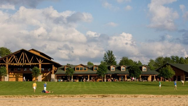 Young Life Timber Wolf Lodge
