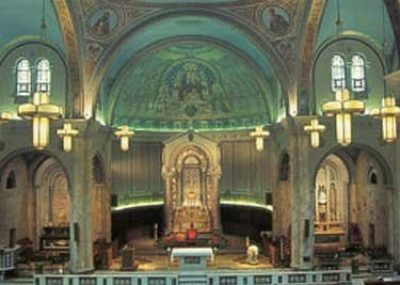 Our Lady of Consolation Basilica and National Shrine