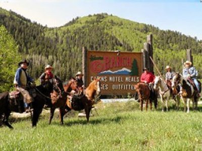 Circle K Guest Ranch & Outfitters