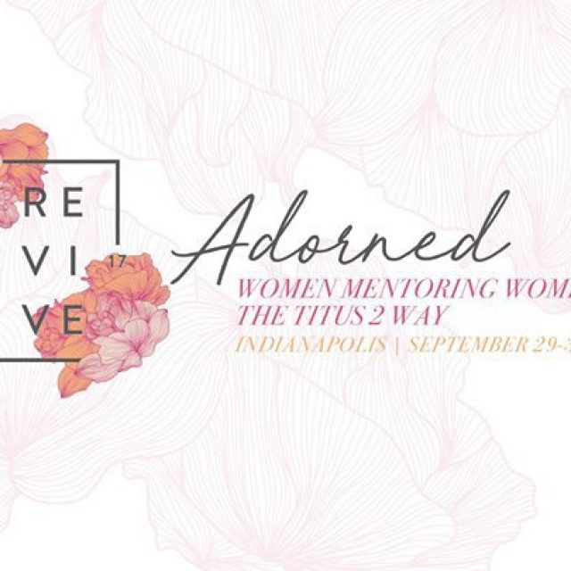 ADORNED: Women Mentoring Women the Titus 2 Way